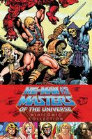 He-Man & The Masters of the Universe: Minicomic Collection - Hardcover